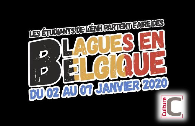 Vincent Fecteau et ses collègues de la relève de l'humour: Des blagues en Belgique