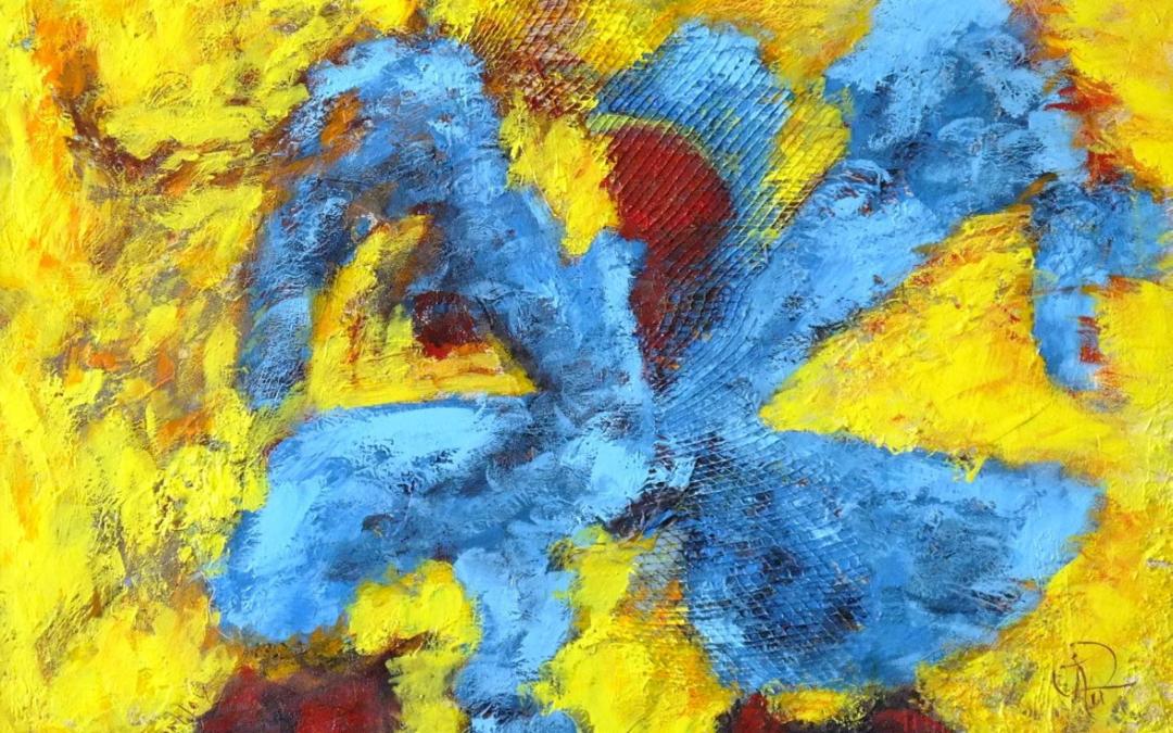 Avril aux couleurs de Line Tremblay : Culture C vous invite à flâner dans les Errances de l'imaginaire