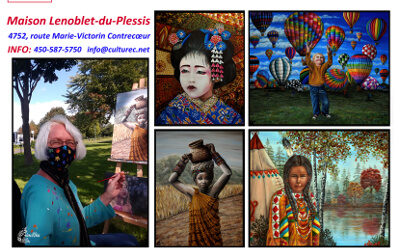 Culture C à la relâche : Une réouverture de la Maison Lenoblet-du-Plessis signée Flora White